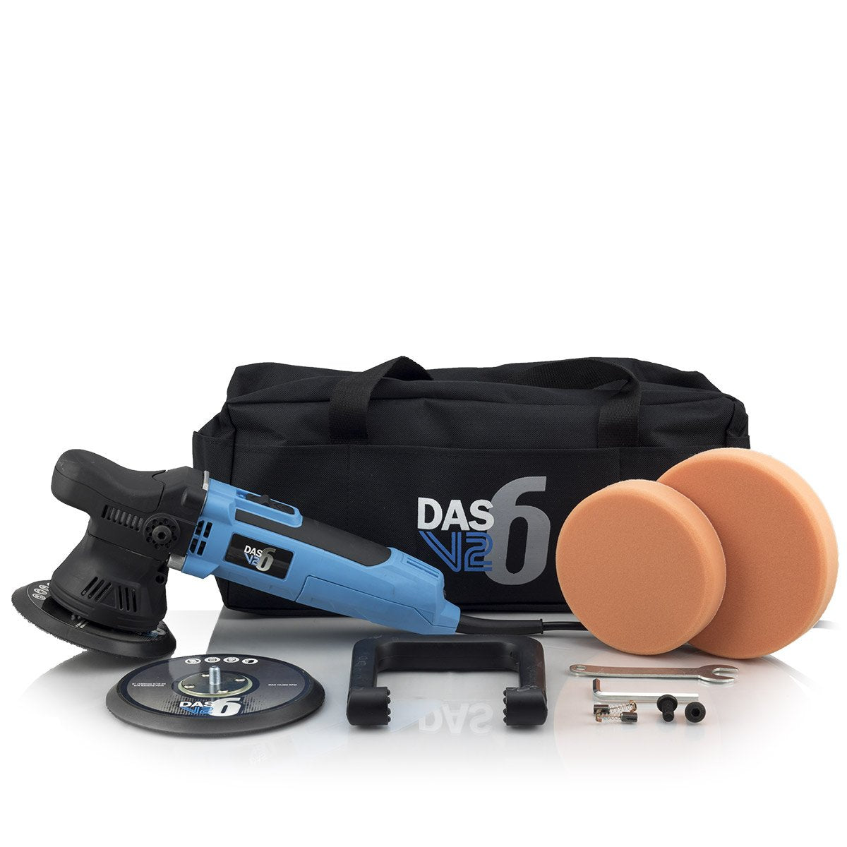 DAS 6 v2 Dual Action Polisher