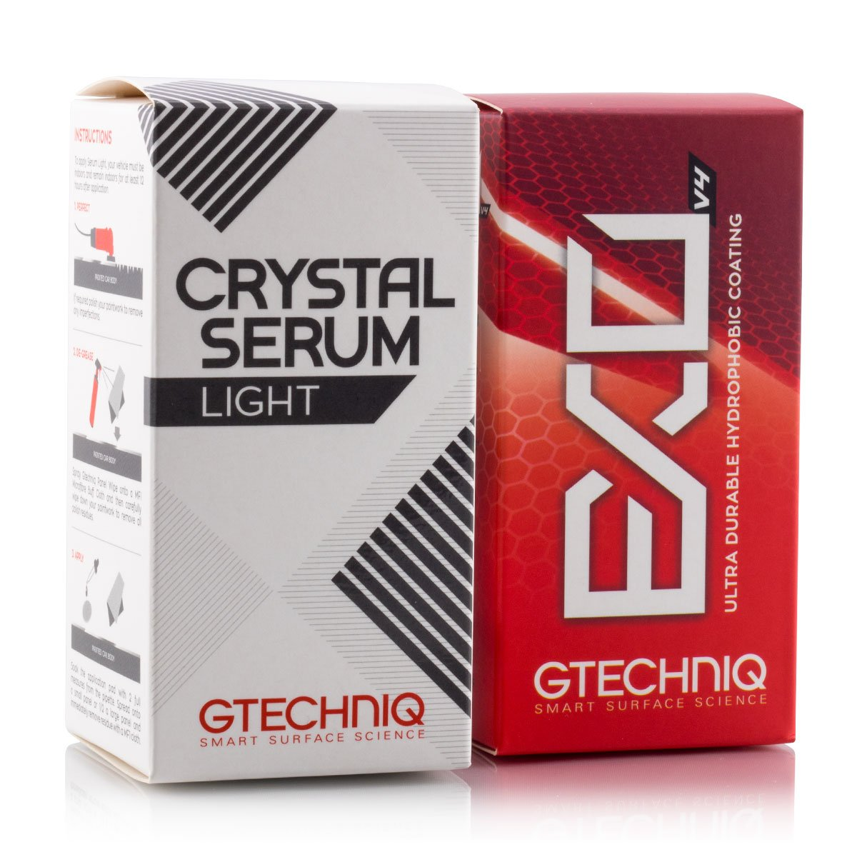 Gtechniq Crystal Serum Light & EXO v4 Kit