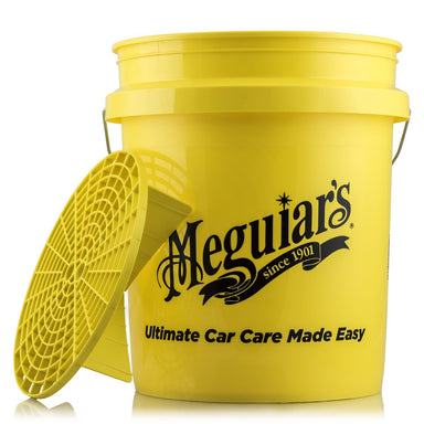 Meguiars Wash Bucket & Grit Guard