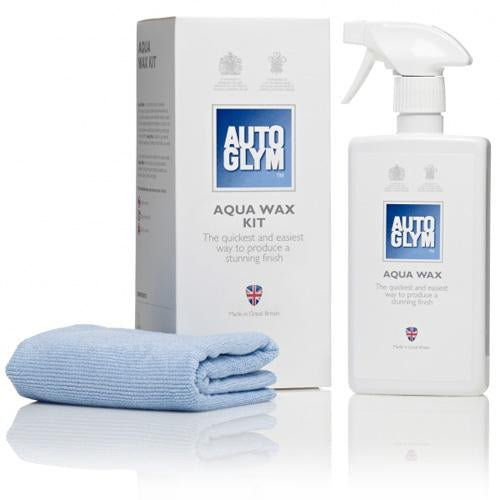 Autoglym - Aqua Wax Kit