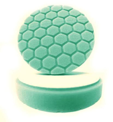 "4"" Light Cut / Heavy Polishing Pad - Green"