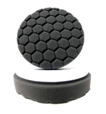 "4"" Finishing Pad - Black"