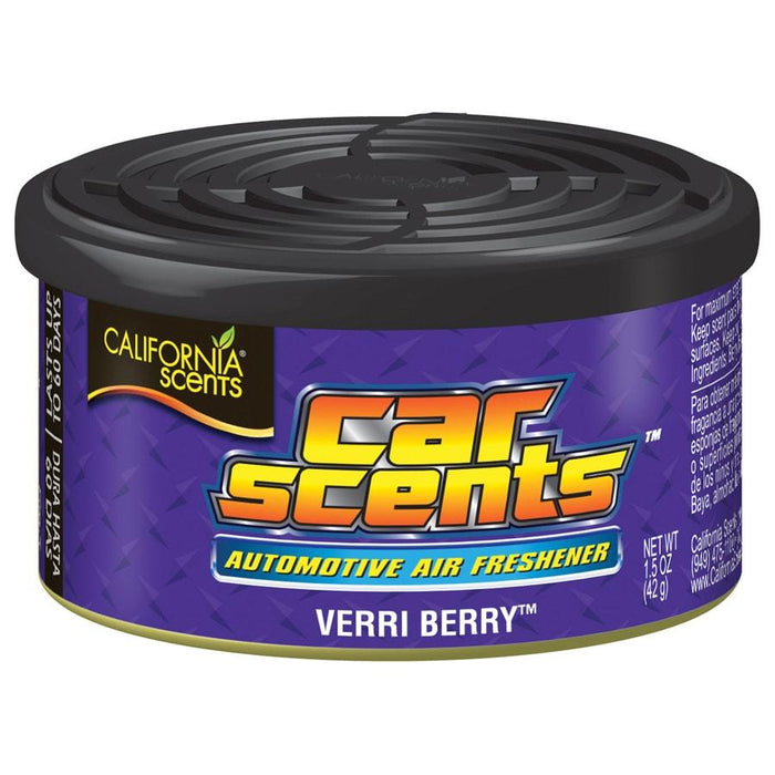 California Scents - Verri Berry Car Scent