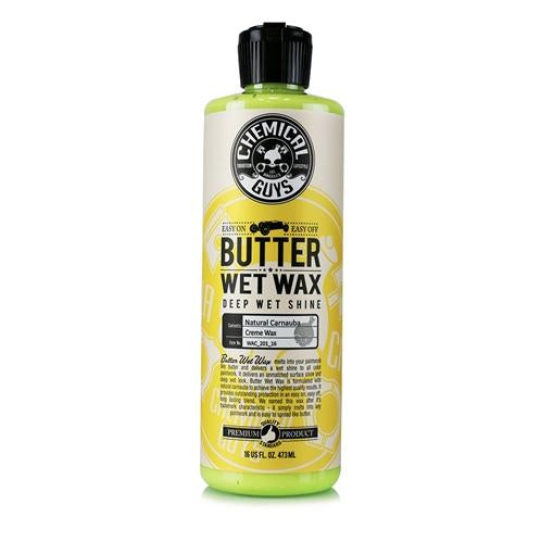 Chemical Guys Vintage Butter Wet Wax