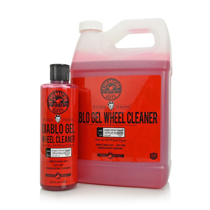 Chemical Guys Diablo Gel Wheel Cleaner