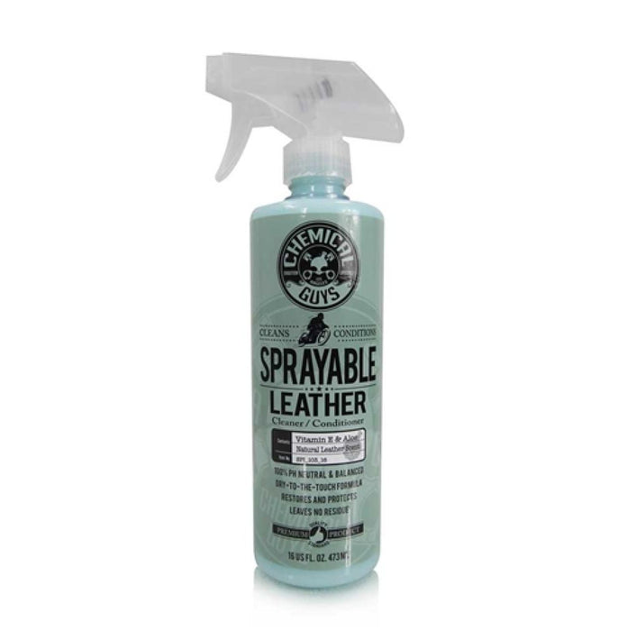 Chemical Guys Sprayable Leather & Conditioner