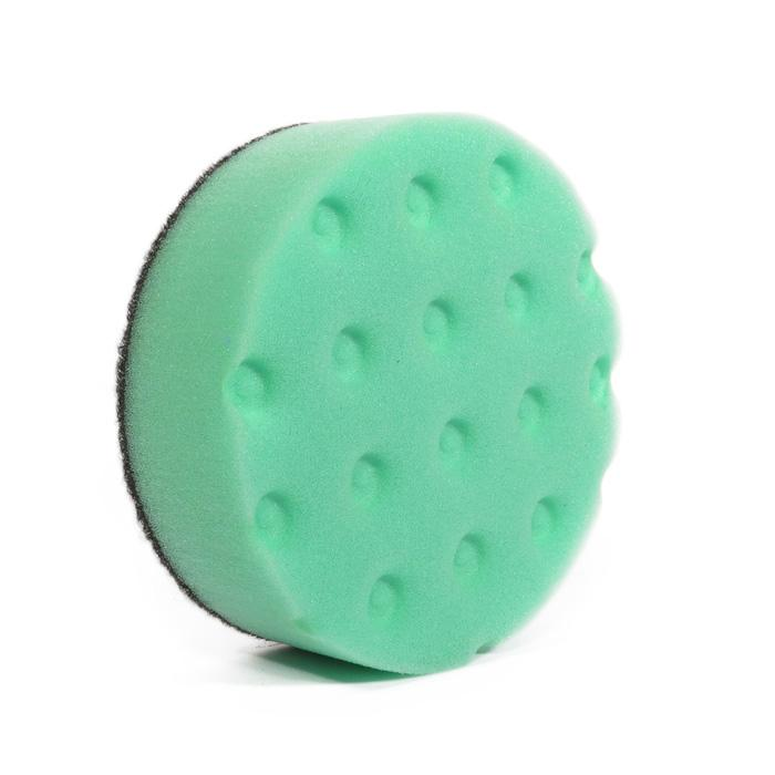 "Lake Country CCS 4"" Green Heavy Polishing Pad"