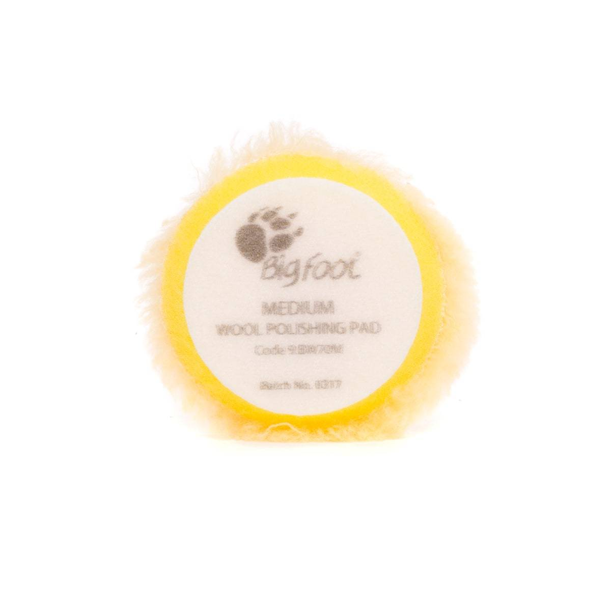 Rupes Yellow Medium Wool Polishing Pads