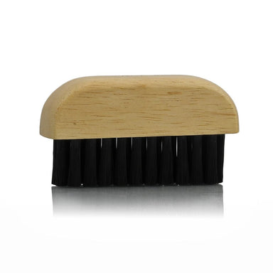 Valet Pro Wooden Leather Brush