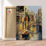 REFLECTION OF VENICE - Painting By Numbers