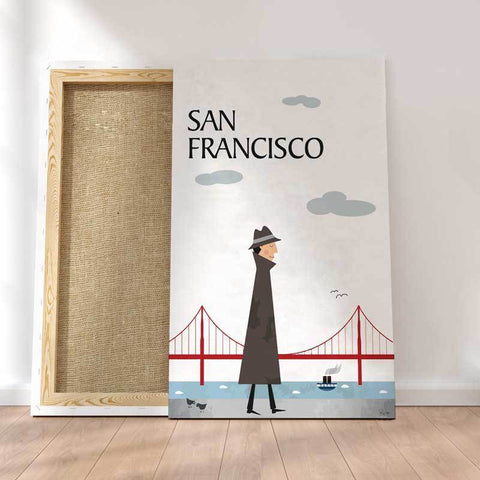 SAN FRANCISCO - Painting By Numbers