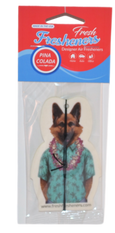 Fresh Fresheners - German Shepherd In Hawaii