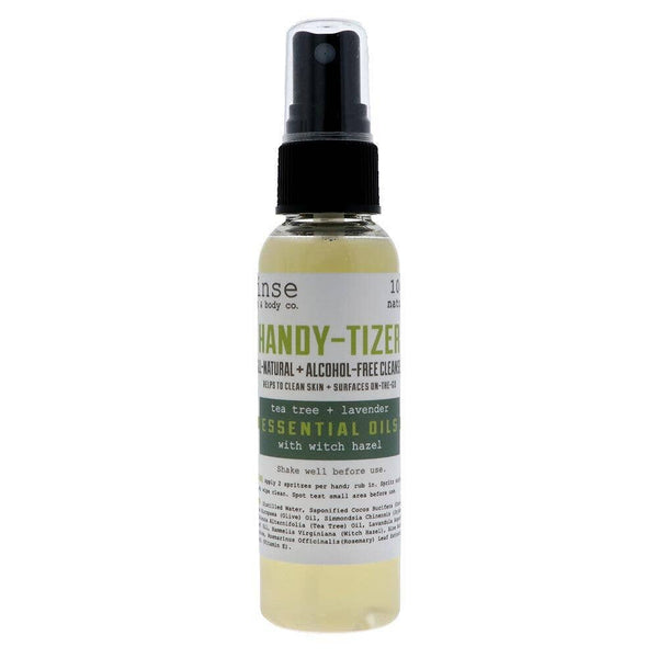 Rinse Bath Body Inc - HandyTizer - Tea Tree and Lavender