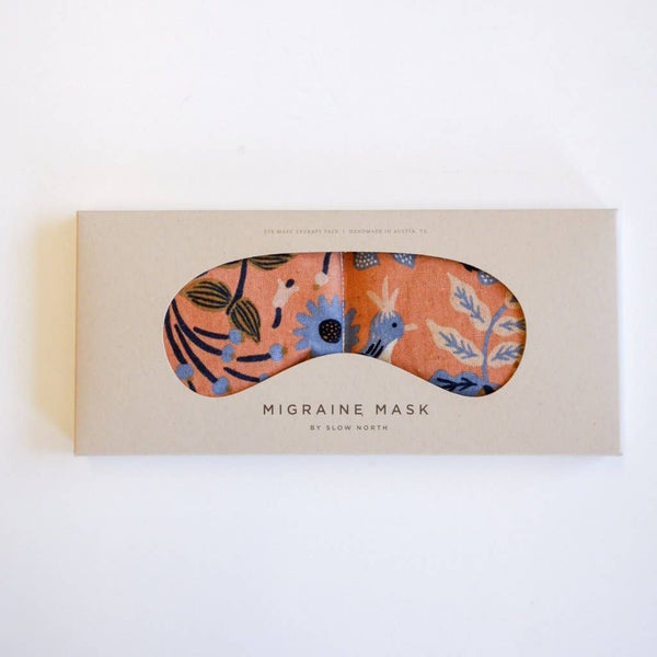 Slow North - Eye Mask Therapy Pack | Folk Birds