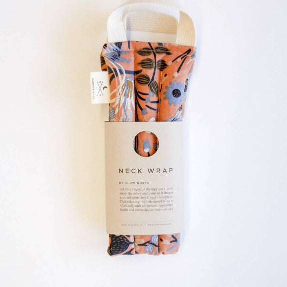 Slow North - Neck Wrap Therapy Pack - Folk Birds