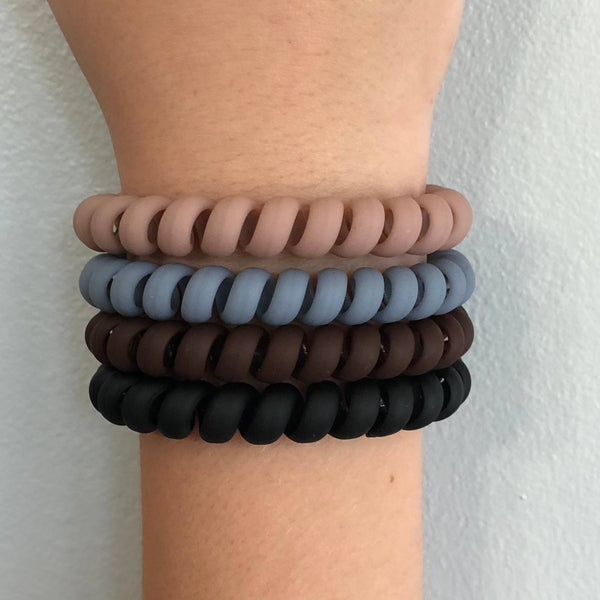 Pretty Simple - Spiral Hair Bands