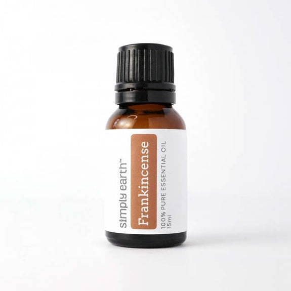 Simply Earth - Frankincense Essential Oil 15ml