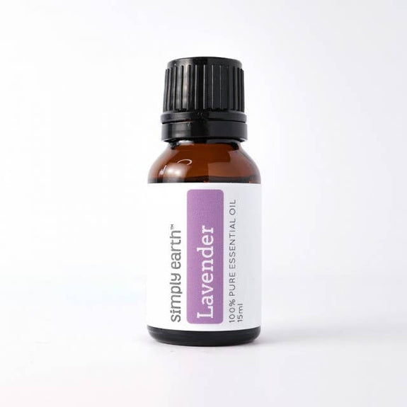 Simply Earth - Lavender Essential Oil 15ml