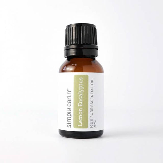 Simply Earth - Lemon Eucalyptus Essential Oil 15ml