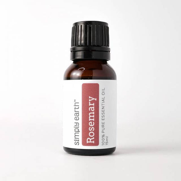 Simply Earth - Rosemary Essential Oil 15ml