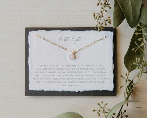 Dear Heart Designs - Be the Light