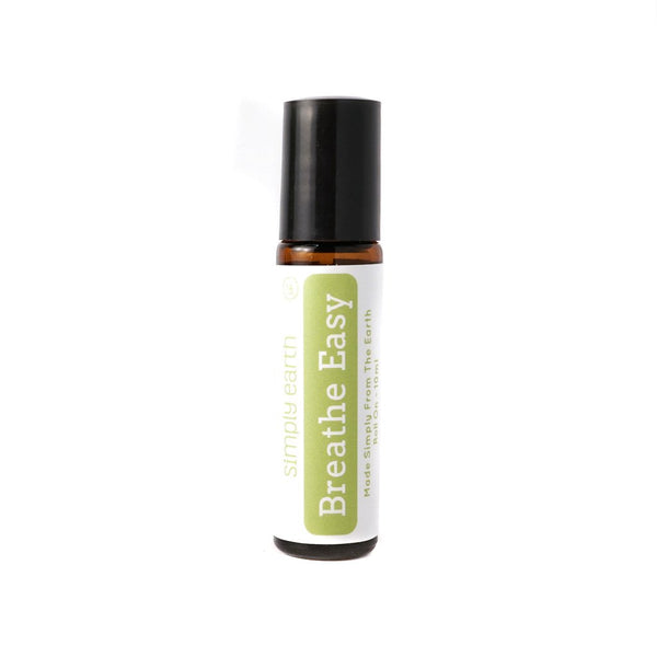 Simply Earth - Breathe Easy Roll On Oil