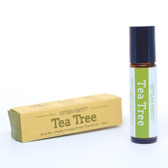 Simply Earth - Tea Tree Roll On Oil