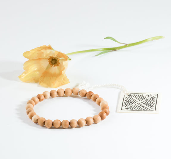 CanyonLeaf - Adult: Cypress Wood Bracelet