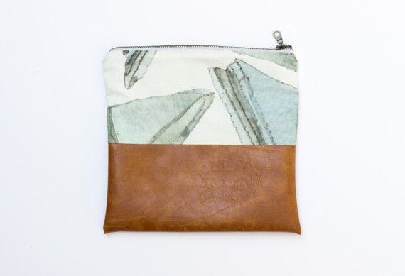 Allie Kushnir Zipper Pouch