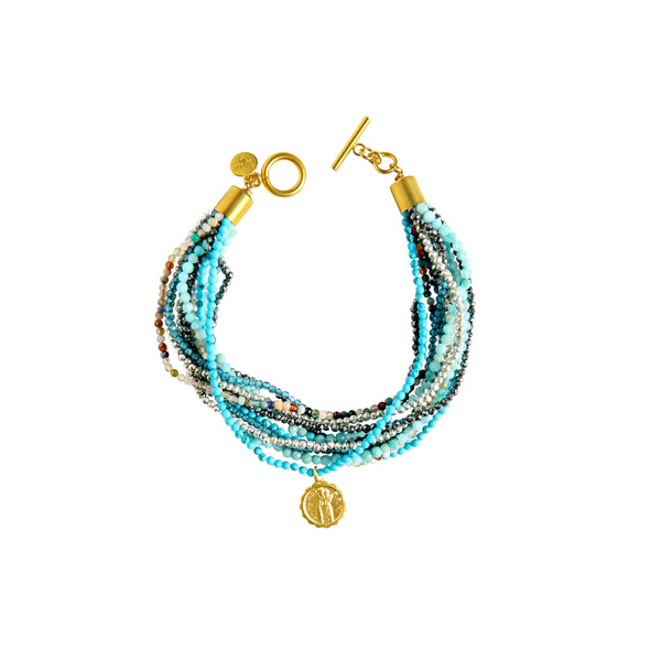 Catherine Page Jewelry LLC - Native Multi Strand Bracelet