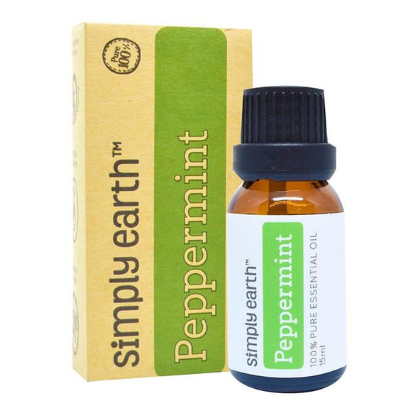 Simply Earth - Peppermint 15ml Oil