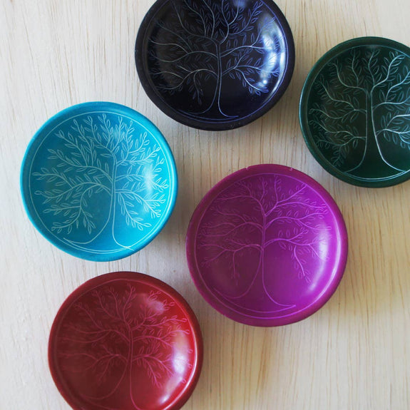 Venture Imports - Tree of Life Dish