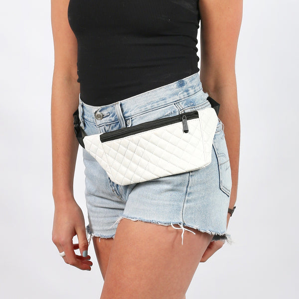 Pretty Simple - Quilted Waist Bag