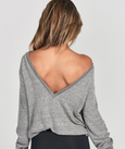 JOAH BROWN SWEATERS AND TOPS