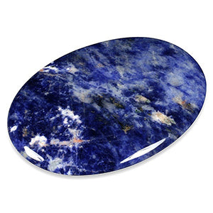 Sodalite Soap Shape Stone