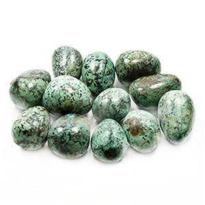 African Turquoise Tumbled