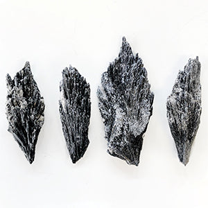 Black Kyanite Raw