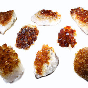 Citrine Quartz Raw
