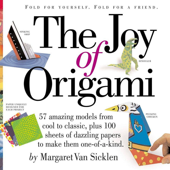 Microcosm Publishing - Joy of Origami