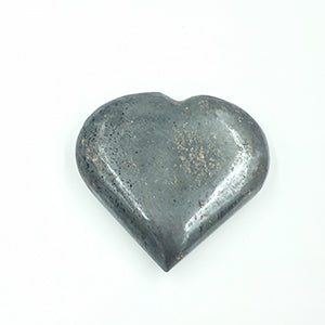 Hematite Heart Shaped Stone