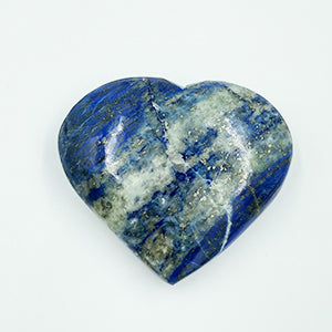 Lapis Heart Shaped Stone