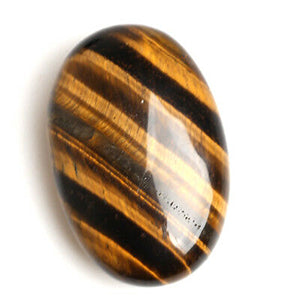 Tiger's Eye Soap Shape Stone