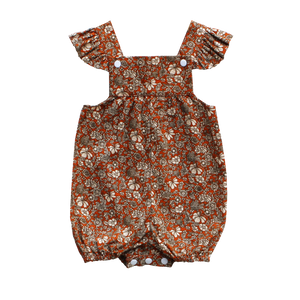 'Fallow' Overalls