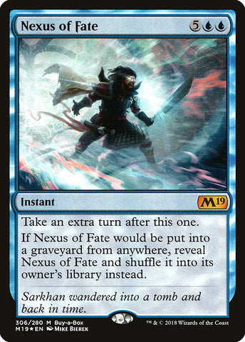 Nexus of Fate [Core Set 2019]