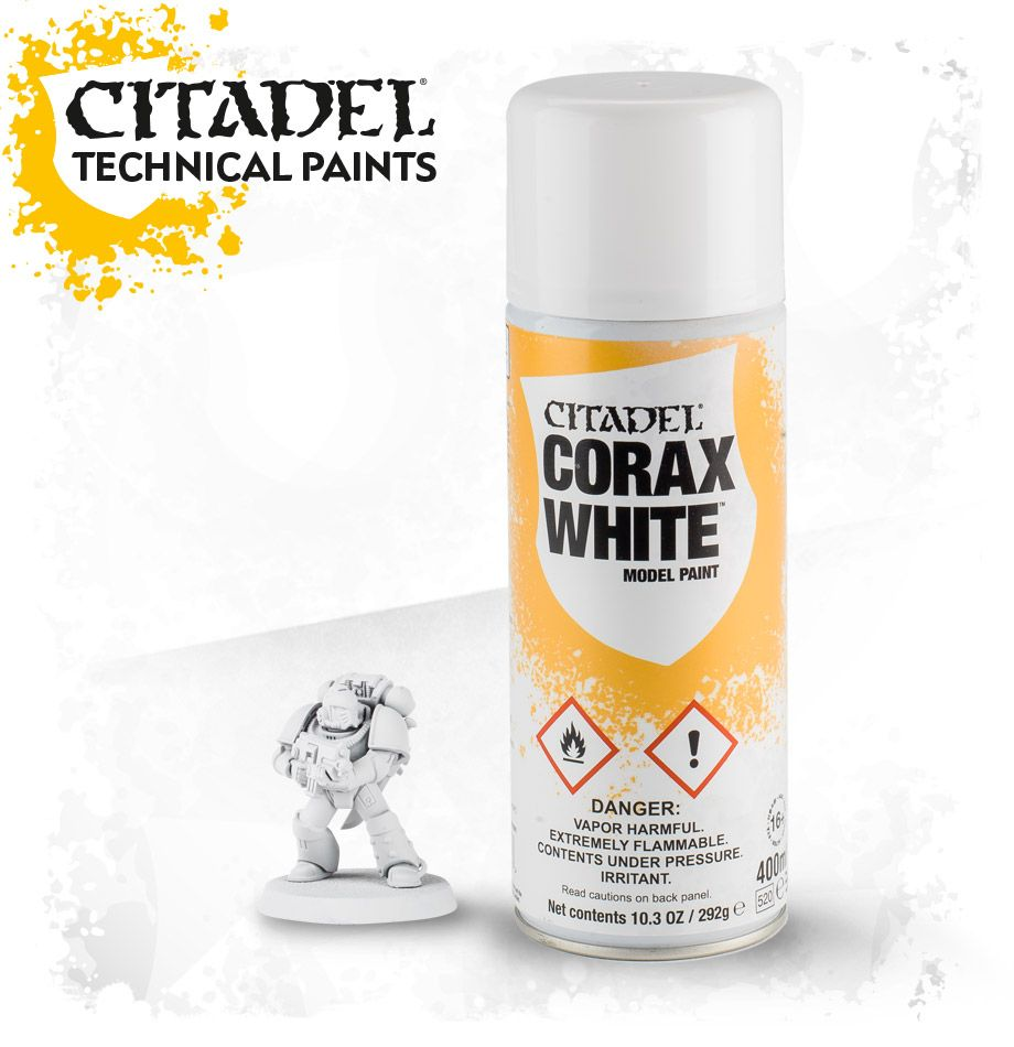 Spray - Corax White