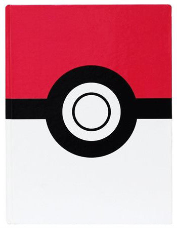 Pokeball Notebook A5