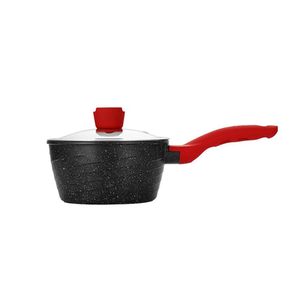 7 Inch Non-stick Coating Saucepan - Cooker King