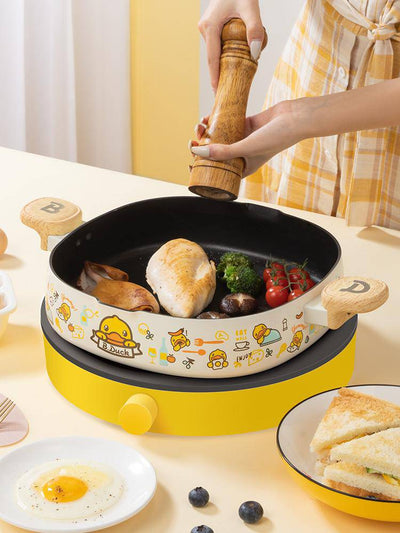 10 Inch B.Duck Family Non-stick Frying Pan