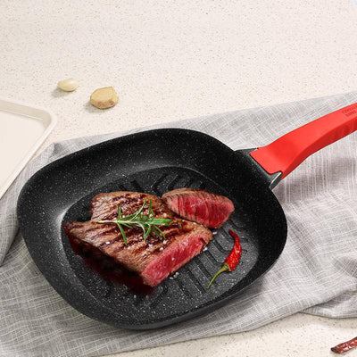 10 Inch Maifan Stone Steak Plate - Cooker King