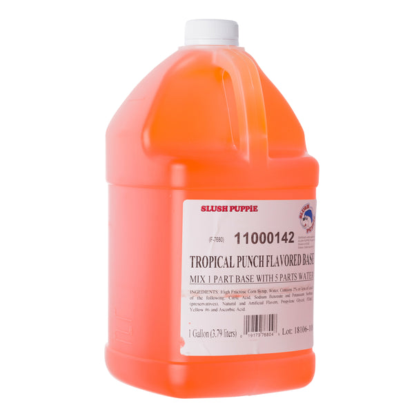 TROPICAL PUNCH FLAVOR BASE 4/1 gal